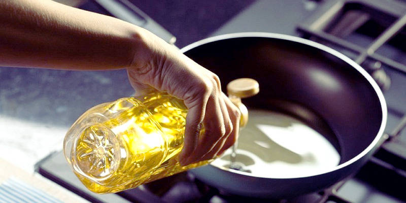 Cooking oil may help fight food bacteria and illnesses